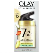 Olay Total Effects Fragrence Free UV Protection Cream