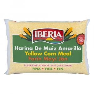 Iberia Fine Yellow Cornmeal