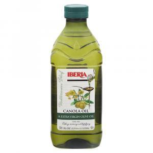 Iberia Canola Oil & Extra Virgin Olive Oil Blend