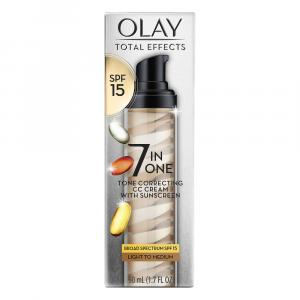 Olay Total Effects UV Moisturizer Light to Medium