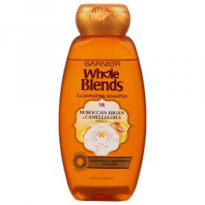 Garnier Whole Blends Moroccan Argan Camellia Oils Shampoo