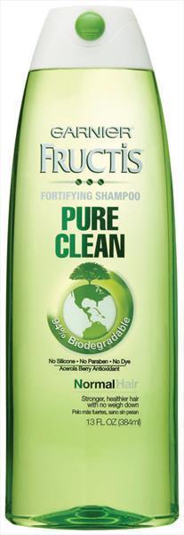 Fructis Pure Clean Shampoo