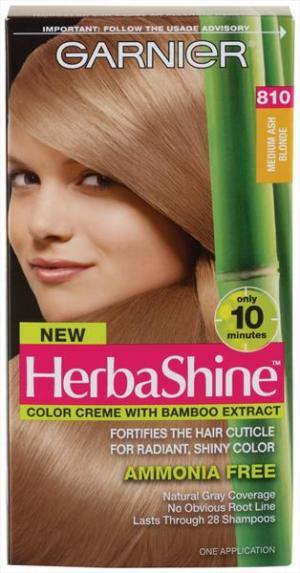 Herbashine Medium Ash Blonde #810