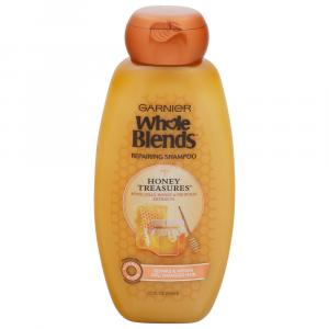 Garnier Whole Blends Honey Treasure Shampoo