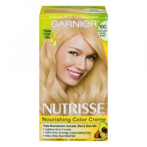 Garnier Nutrisse Creme #100 Chamomile Hair Color Kit