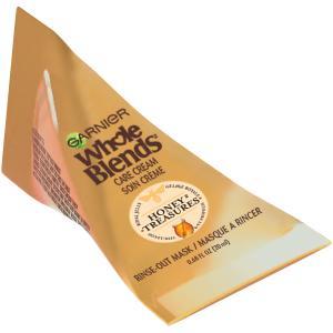 Garnier Whole Blends Honey Treasure Mask