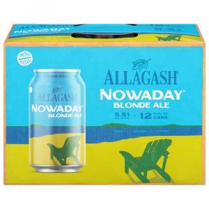 Allagash Nowaday Blonde Ale