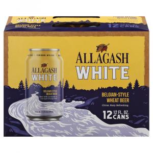Allagash White Belgian-Style Wheat Beer