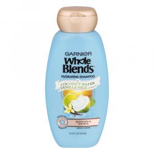 Garnier Whole Blends Coconut Vanilla Shampoo