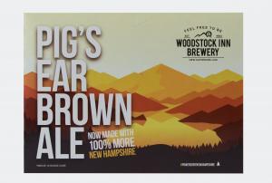 Woodstock Pigs Ear Brown Ale