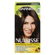Garnier Nutrisse Darkest Brown Sweet Cola Hair Color
