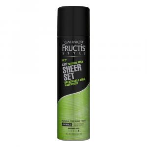 Fructis Style Sheer Force Extreme Hold Hairspray