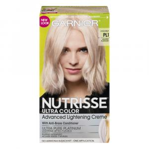 Garnier Nutrisse Ultra Color #PL1 Lightest Platnum