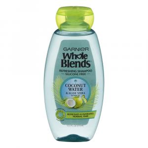 Garnier Whole Blends Coconut Water & Aloe Vera Shampoo