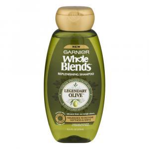 Garnier Whole Blends Legendary Olive Shampoo