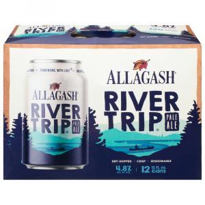 Allagash River Trip Belgian-Style Session Ale