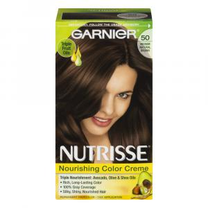 Garnier Nutrisse Creme #50 Truffle Hair Color Kit