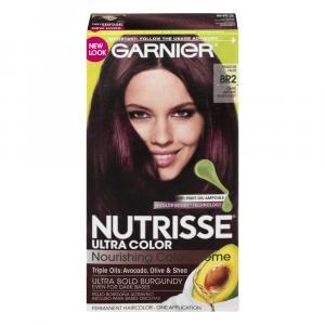 Garnier Nutrisse Dark Intense Burgundy Permanent Hair Color