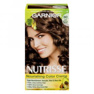 Garnier Nutrisse Cream #60 Acorn Hair Color Kit