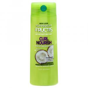 Fructis Triple Nutrition Curls Shampoo