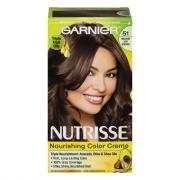 Garnier Nutrisse Creme #51 Medium Ash Brown Hair Color Kit
