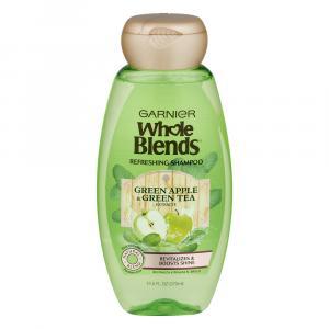 Garnier Whole Blends Green Apple Tea Shampoo