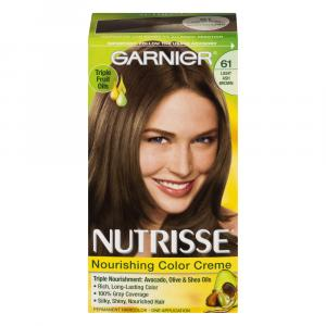 Garnier Nutrisse Ultra Hair Color Light Ash Brown