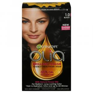 Garnier Olia Black 1.0 Permanent Hair Color