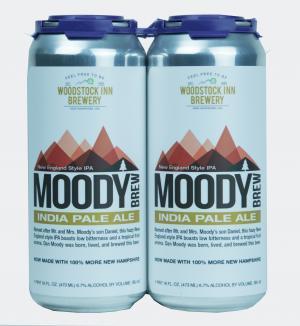 Woodstock Inn Brewery Mosaic Papaya Pale Ale