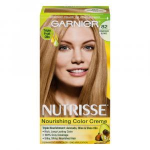 Garnier Nutrisse Cream #82 Champagne Blonde Hair Color