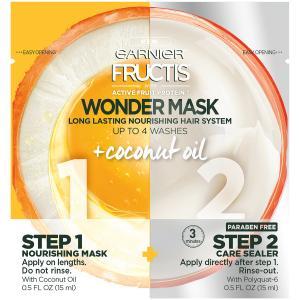 Garnier Fructis 2 Step Wonder Mask