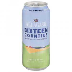 Allagash Brewing Company Sixteen Counties
