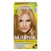 Garnier Nutrisse Creme #80 Medium Natural Blonde Hair Color