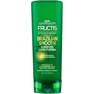 Fructis Sleek & Shine Brazilian Smooth Conditioner