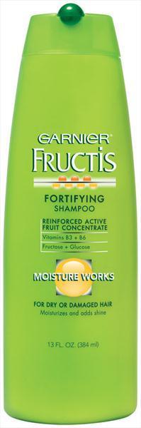 Fructis Moist Works Shampoo