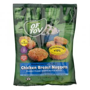 Of Tov Chicken Breast Nuggets
