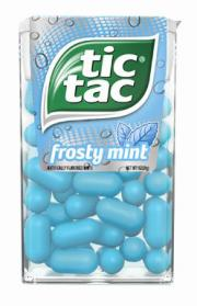 Tic Tac Frosty Mint