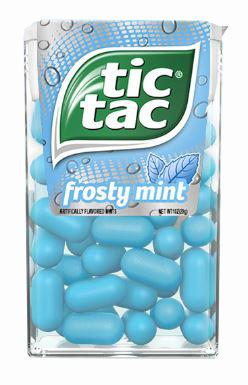 Tic Tac Frosty Mint