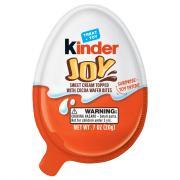 Kinder Joy Candy Egg