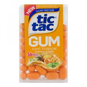 Tic Tac Cool Tropical Sugar Free Gum