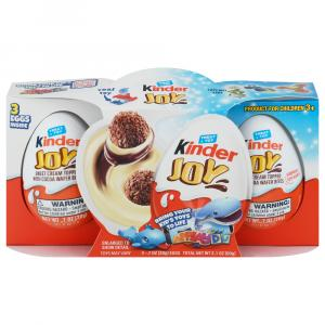 Kinder Joy Candy Egg Multi Pack