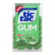 Tic Tac Spearmint Gum