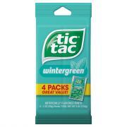 Tic Tac Wintergreen Mints