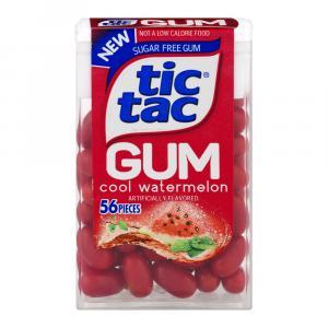 Tic Tac Watermelon Gum