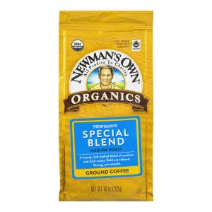 Newman's Own Organics Special Blend Ground Coffee