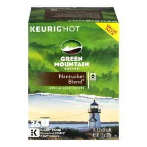 Green Mountain Coffee Nantucket Blend K-cups