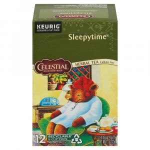 Celestial Seasonings Sleepytime Herbal Tea K-cups