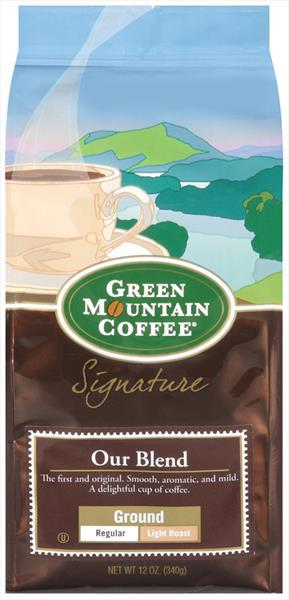 Green Mountain Our Blend Ground Coffee