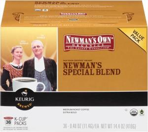 Newman's Own Special Blend Value Pack K-cups
