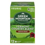 Green Mountain Vermont Country Blend K-Cups